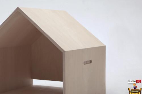 Интересные самодельные домики для собак от MPUP
