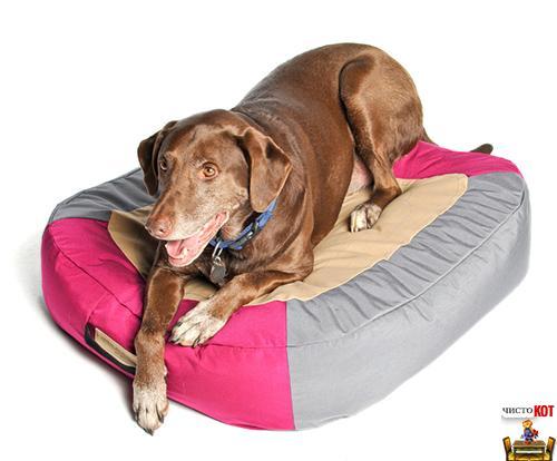 Лежак для крупных пород собак