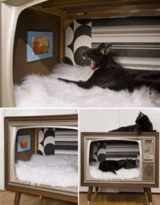 Вторая жизнь старого телевизора