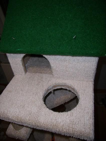 Дом для кошки самостоятельно