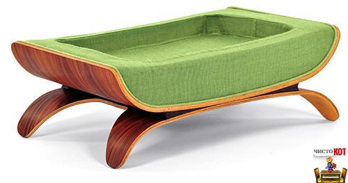 Дизайнерский лежак для собаки