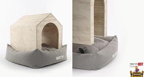 Интересные самодельные домики для собак - Sixhands