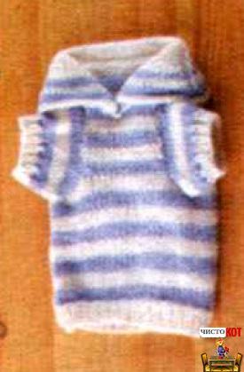 Одежда для йорков – морской комплект